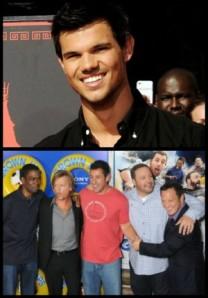 Taylor Lautner Gets Al...