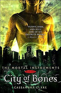 City of Bones Cassandra Clare The Mortal Instruments