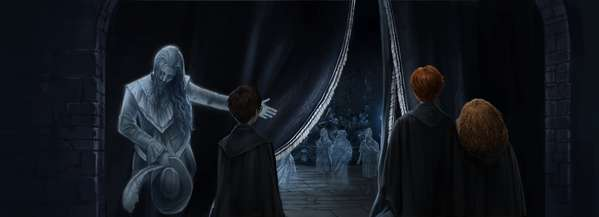 New Pottermore Deathday Party Chamber Of Secrets Preview
