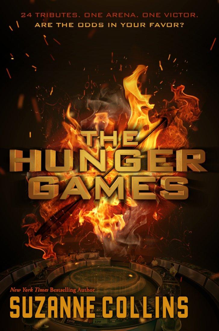hunger games reading order