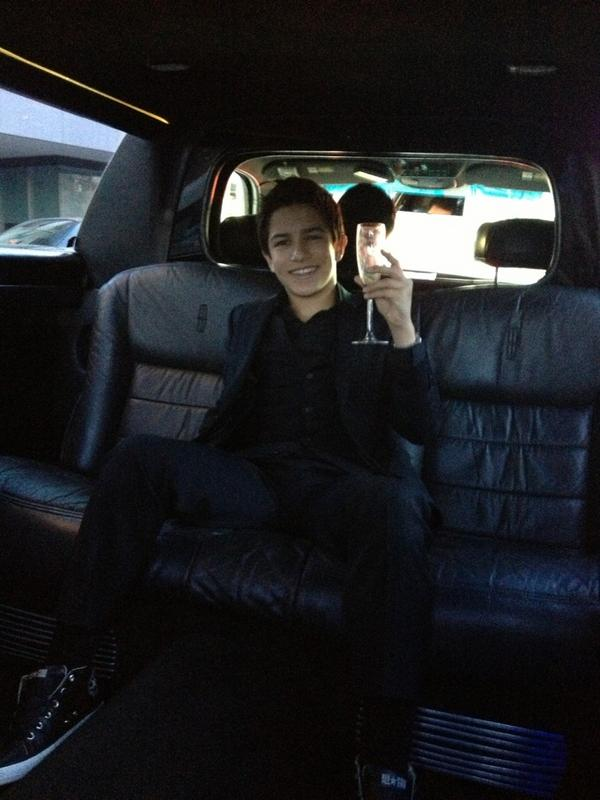 Displaying (19) Gallery Images For Aramis Knight Instagram...