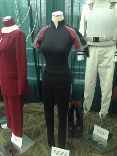 Katniss's Training Uniform