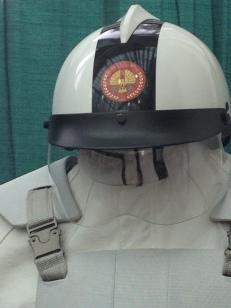 Peacekeeper Helmet