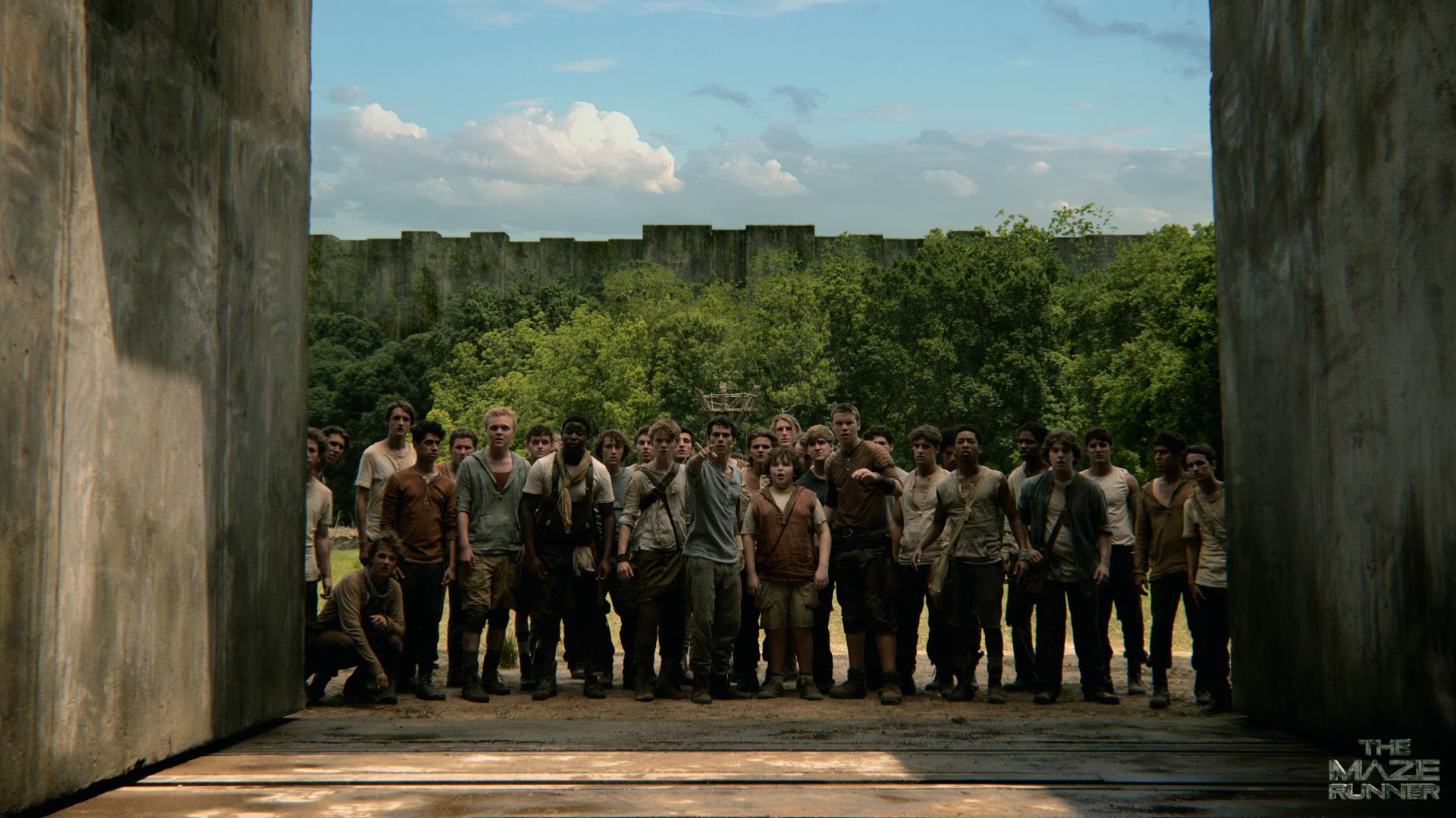 elenco de the maze runner