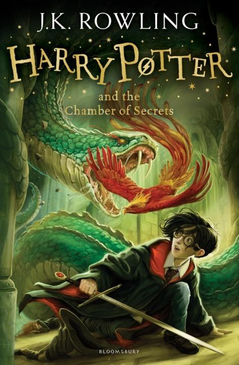 Harry potter chamber of secrets childrens uk