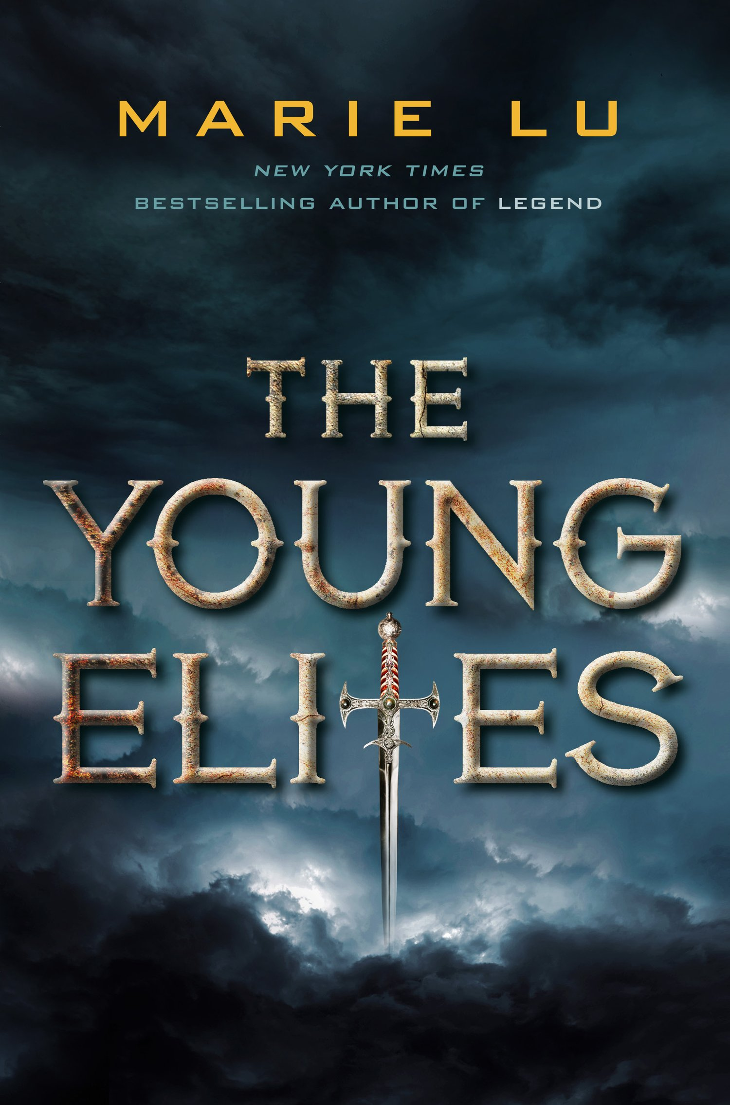 First 50 Pages of Marie Lu's THE YOUNG ELITES Now Available