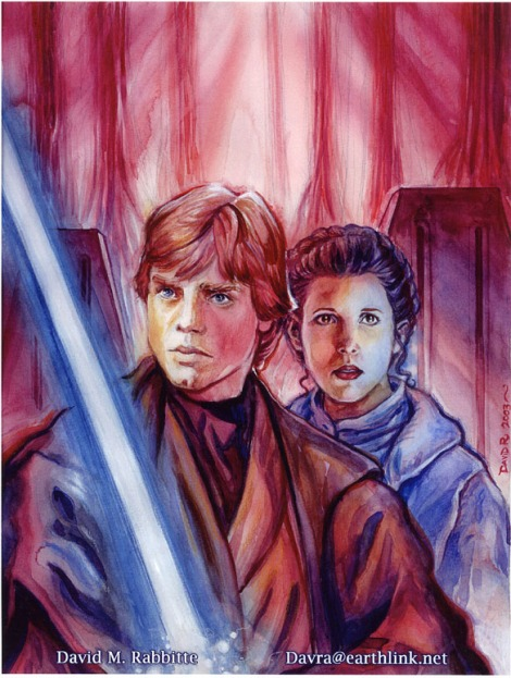 Luke_and_Leia_by_DavRab1