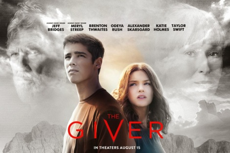 The Giver Film Adaptation 2014