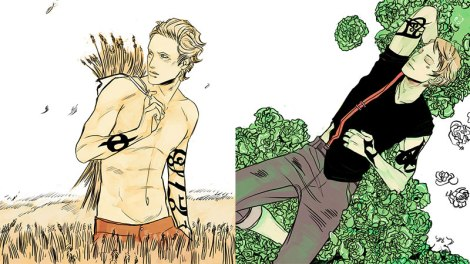 Art by Cassandra Jean