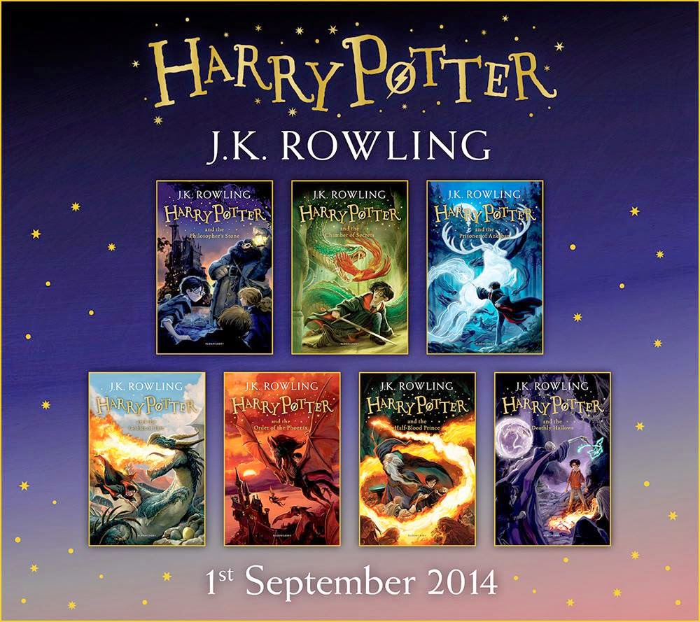 book report of harry potter