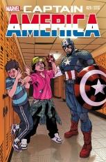 Captain America #25, by Kalman Andrasofszky