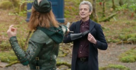 doctor who robin hood