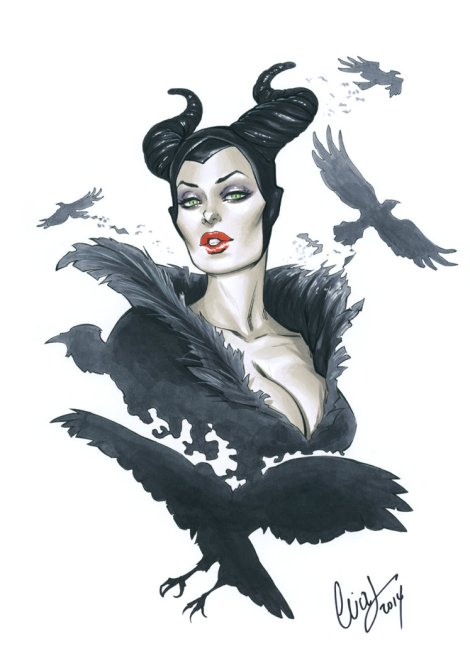 maleficent_by_elias_chatzoudis-d7j6smv