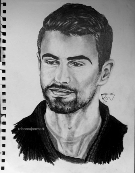 theo_james__four__by_rebeccajonesart-d7dx3th